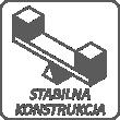 roll-up stabilna konstrukcja